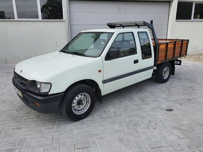 usado Opel Campo 4x2 2.5 TD SportsCab 4 Lugares