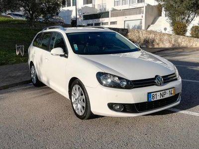brugt VW Golf Variant 1.6TDI DSG