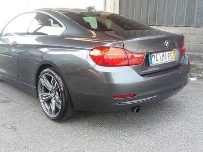 brugt BMW 420 (69000klm)
