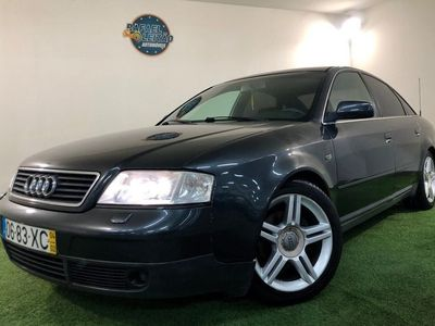 brugt Audi A6 2.5 TDi/ 65€ IUC