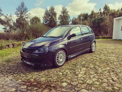 usado Opel Corsa Sport