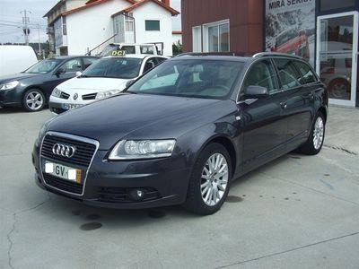 usado Audi A6 Avant 2.0 TDi Multitronic Sport (140cv) (5p)