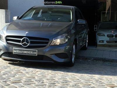 usado Mercedes A200 Classe ACDi B.E. (136cv) (5p)