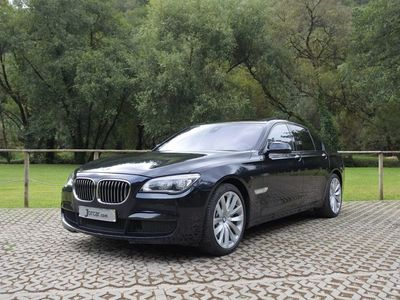 usado BMW 750 D X-Drive Pack M