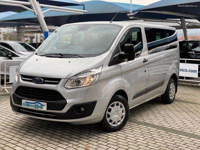 usado Ford Transit Kombi 2.0 TDCI 9Lug