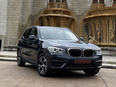 usado BMW X3 18 D S-Drive Line Style Auto (150 cv)
