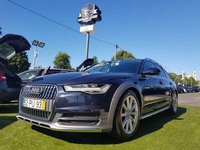 usado Audi A6 Allroad 3.0TDI V6 Quattro Nacional