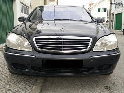 usado Mercedes S400 Longo