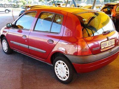 usado Renault Clio 1.2i Rn 60Cv 5 Pts - 00