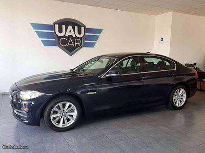 usado BMW 520 d 184cv-Nacional