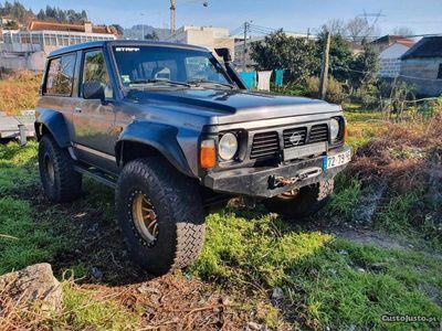 usado Nissan Patrol Gr y60
