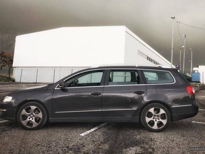 brugt VW Passat 1.9 TDI BLUEMOTION