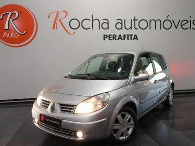 usado Renault Scénic 1.5 Dci Luxe Privilege