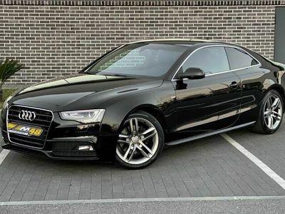 usado Audi A5 2.0 TDI S-Line Auto (190cv)