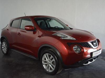 gebraucht Nissan Juke 1.5 dCi