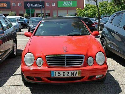 usado Mercedes CLK230 ---