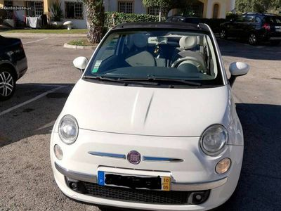 usado Fiat 500C Cabrio
