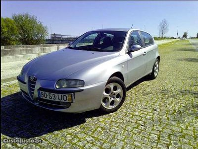 used Alfa Romeo 147 1.9 ltd