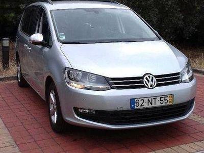 usado VW Sharan treenline