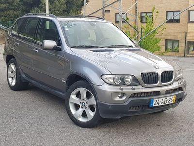 używany BMW X5 3.0 DA Nacional