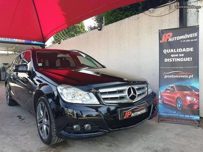 usado Mercedes C200 CDI Blue Efficiency