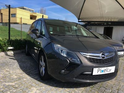 usado Opel Zafira Tourer 1.6 CDTi COSMO (NACIONAL)