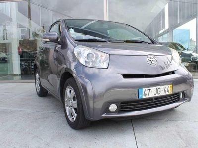 usado Toyota iQ 1.0 vvt-i