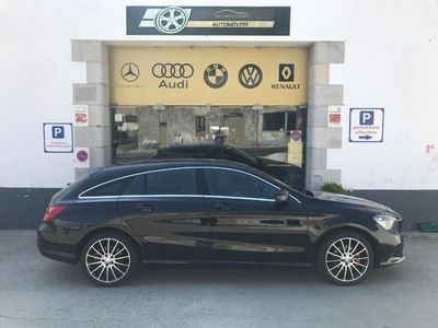 used Mercedes CLA200 D Shooting Break Automática