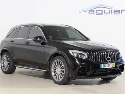 usado Mercedes GLC250 d 4MATIC AMG (Susp. Pneumática)
