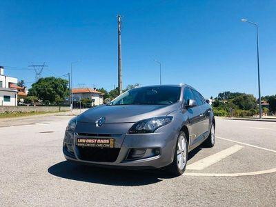 usado Renault Mégane Break 1.5 dCi Luxe