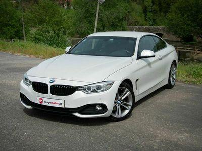 usado BMW 420 d Line Sport Auto
