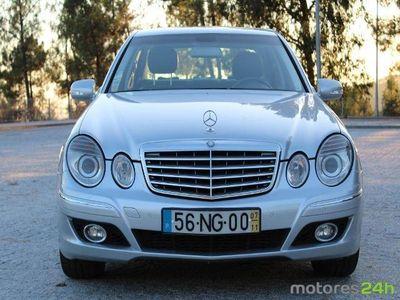usado Mercedes E200 ClasseCDi Elegance