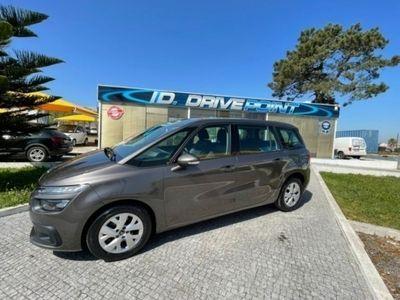 usado Citroën Grand C4 Picasso 1.6 BlueHDI Exclusive