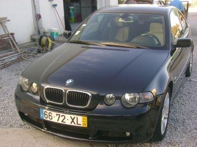 usado BMW 320 td compact