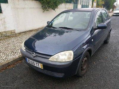 usado Opel Corsa 1.2 ANO 2002