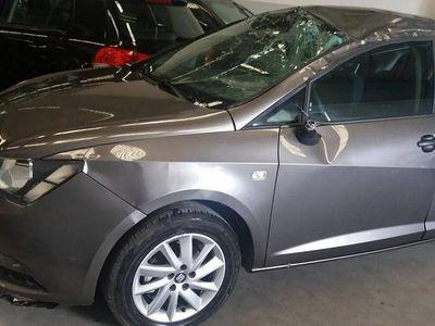 usado Seat Ibiza salvado 2016 - 16