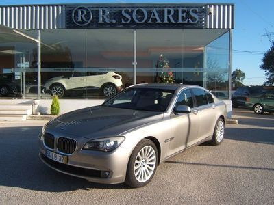 usado BMW 740 d (306cv) (4p)