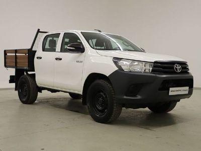 usado Toyota HiLux Hilux2.4 D-4D 2WD CD