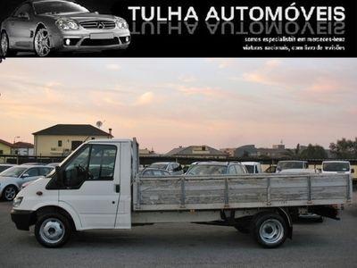 usado Ford Transit 115 T350 2.4 Di CH/CAB