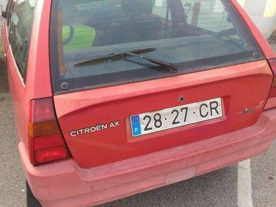 usado Citroën AX 1.1 -