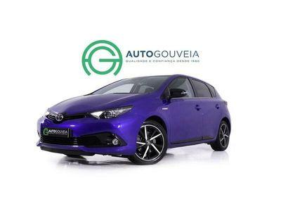 usado Toyota Auris 1.8 Hybrid VVT-i Comfort Pack Sport Auto