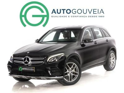 usado Mercedes GLC250 d AMG 4-Matic