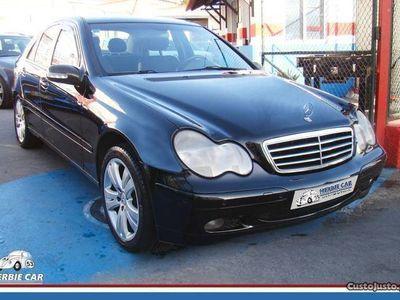 usado Mercedes C220 2.0 CDI