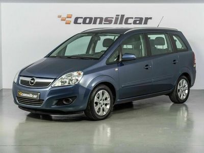 usado Opel Zafira 1.7CDT-i M6 Cosmo 7Lug.