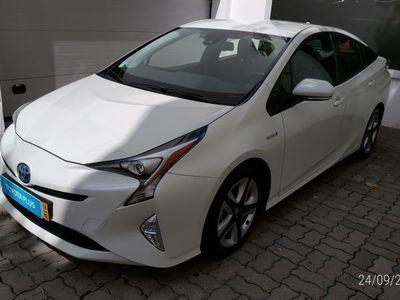 usado Toyota Prius PRIUS1.8 HSD Luxury + Pele