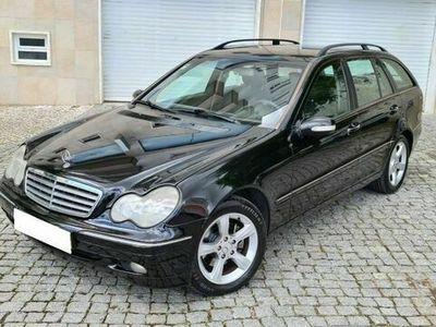 usado Mercedes C220 CDi Elegance