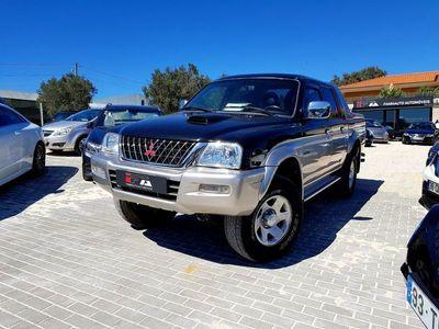 usado Mitsubishi L200 Strackar - Nacional