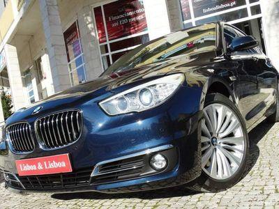 usado BMW 520 Gran Turismo Série 5 Gran Turismo d Line Luxury (184cv) (5p)