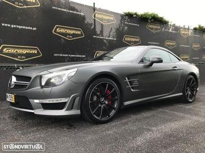 usado Mercedes SL63 AMG amg Performance Package 564cv