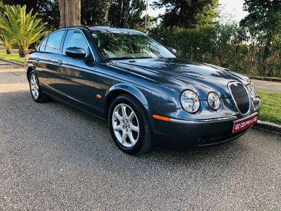 usado Jaguar S-Type 2.7 D V6 Executive Auto.